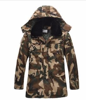 武冬季大衣